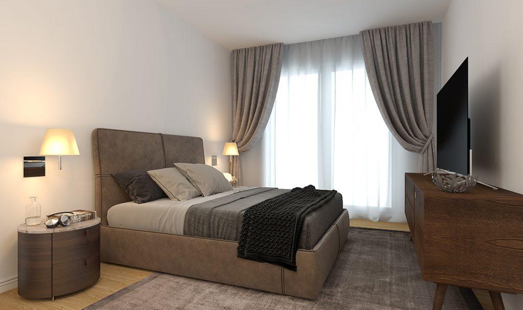 Un dormitor odihnitor